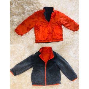 NWOT! OSH KOSH Reversible Kids Jacket. Size 3T